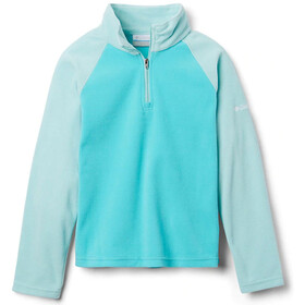 Columbia Glacial Fleece Half Zip Girls geyser/spray
